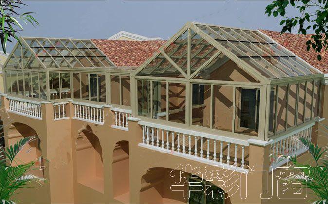 斜面别墅房底结构图片