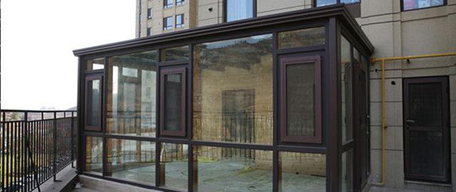 万科御龙山—烟台铝包木门窗