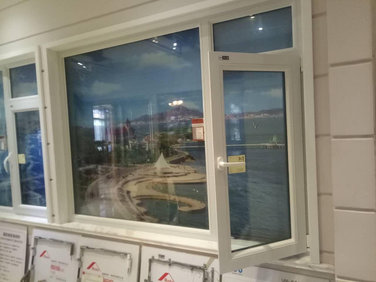 花腔铝三玻系统隔音窗60系列