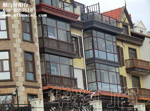 为什么90%的烟台包阳台都选择断桥铝门窗?
